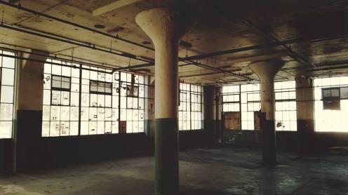 industrial indoors